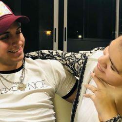 Morena Rial confirmó su romance con el futbolista Enrique Sánchez