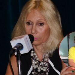 Ana Rosenfeld y Maxi López