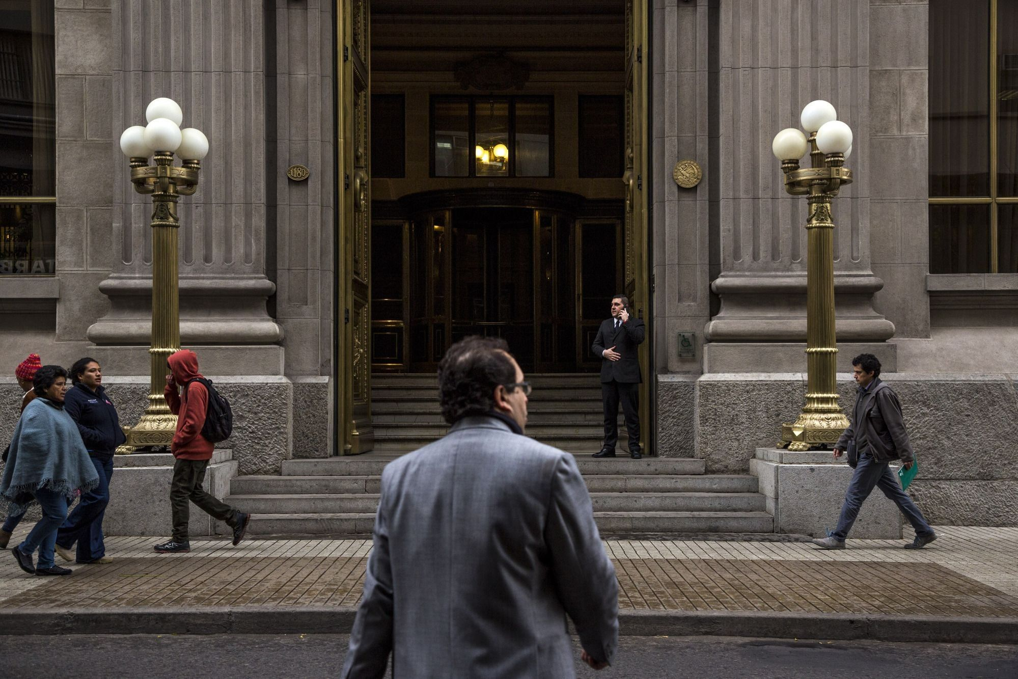 Financial And Governmental Institutions As Chile Mulls Tax Cuts For The Rich To Fuel Economic Recovery