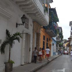La arquitectura colonial es uno de los encantos de la ciudad.