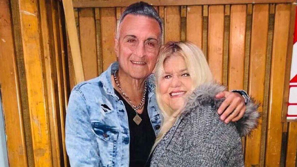 Morena Rial y su nuevo novio se juraron amor eterno