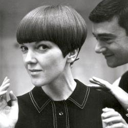 Aunque la minifalda fue creada por André Courréges, fue Mary Quant la que la popularizó