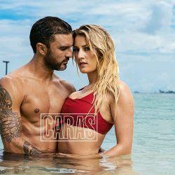 Fabián Cubero y Micaela Viciconte: Toda la intimidad de su mini Luna de Miel en Bahamas