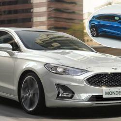 Ford Mondeo - SUV reemplazo (Fuente: Autocar)
