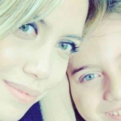 Tras el escándalo entre Wanda y Maxi López, su hijo mayor respaldó a su madre