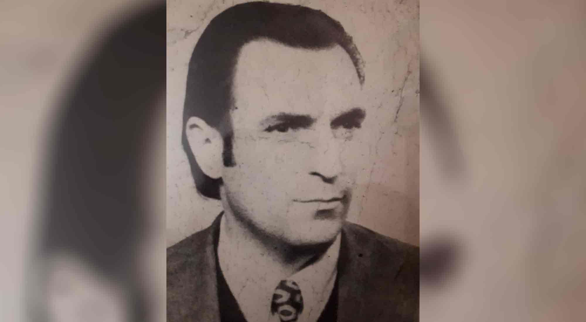 Oscar De Gregorio.