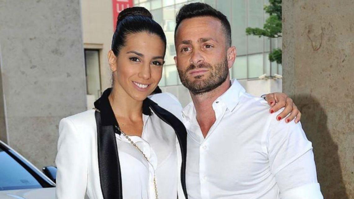El cuñado de Cinthia Fernández involucrado en un confuso y escandaloso episodio de infidelidad