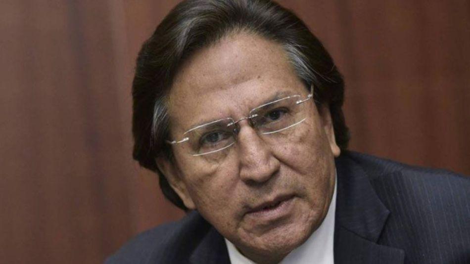 El expresidente de Perú, Alejandro Toledo.