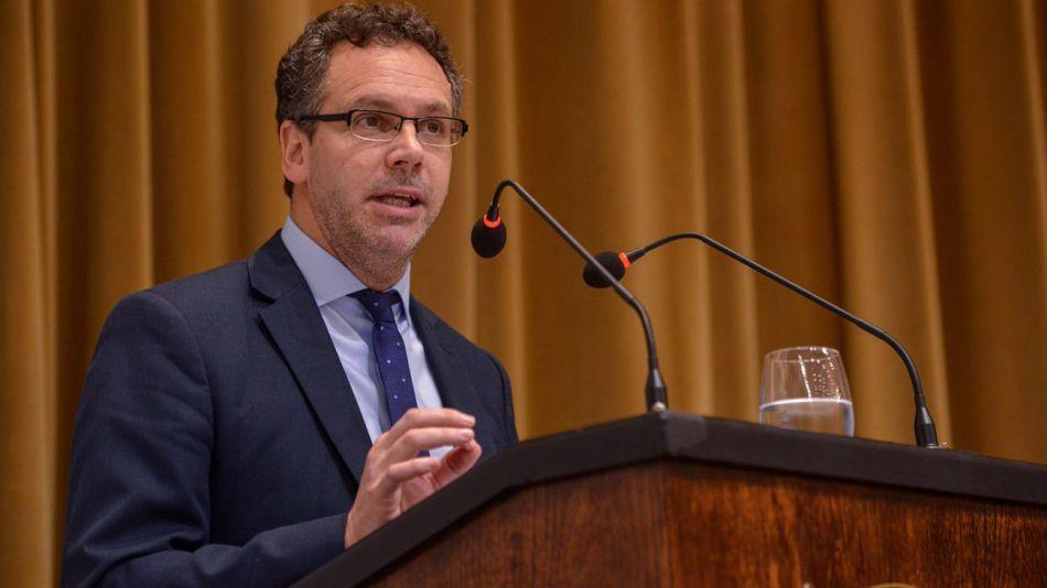 Guido Sandleris presidente del BCRA 16072019