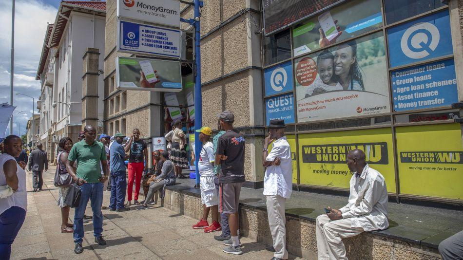 Harare, Zimbabue.