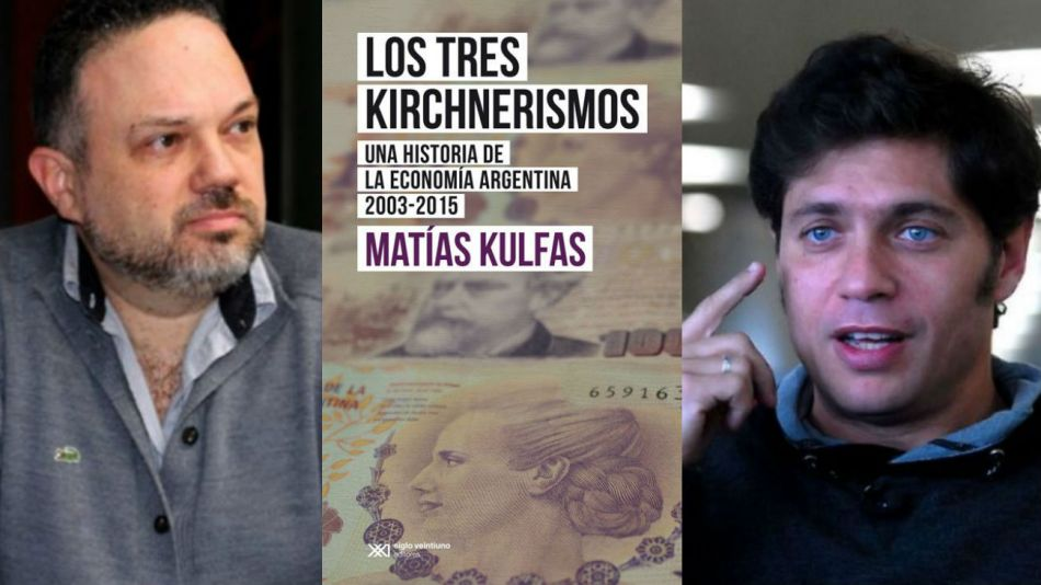 kulfas libro kicillof 20190716