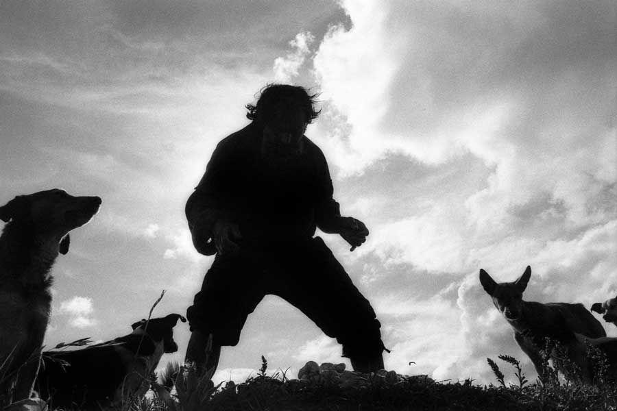 La vida de Oscar. Muestra fotográfica de Daniel Muchiut en FoLa.