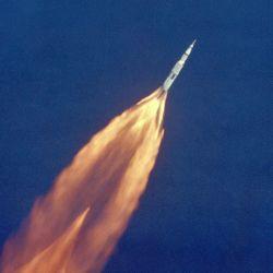 El 16 de julio de 1969 ocurrió lo esperado: el cohete partió desde Cabo Cañaveral sin inconvenientes.