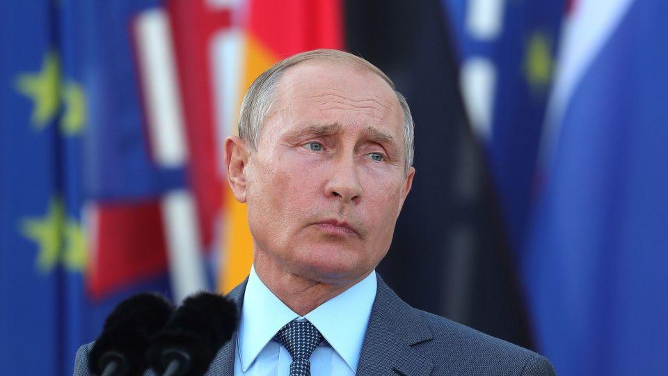 Putin's Master Class in the Art of Survival: Leonid Bershidsky