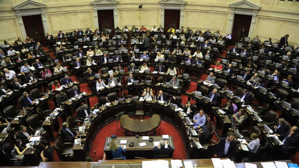 Cámara de Diputados de la Nación