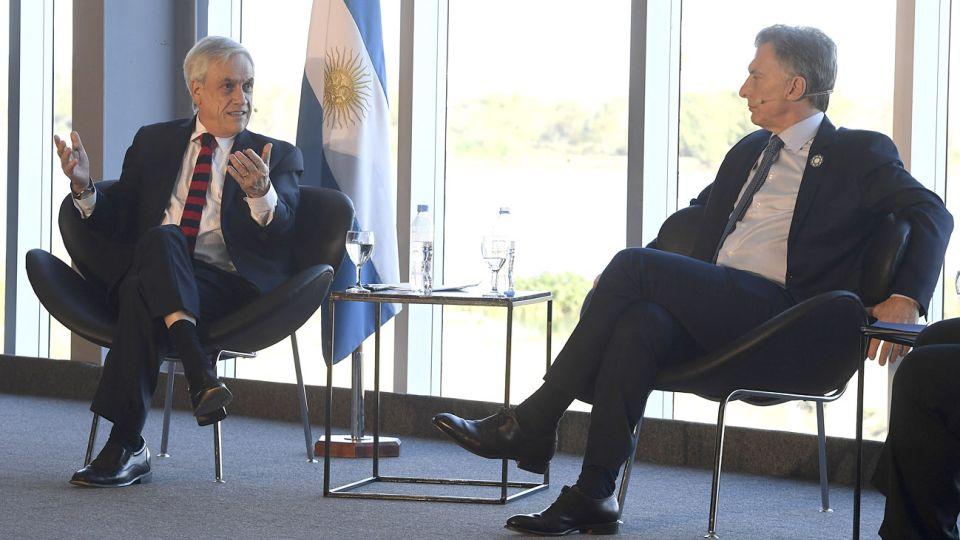 Macri Piñera Santa Fe 17072019