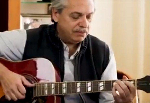 Alberto Fernández Guitarra