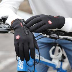 Los guantes se suelen diferenciar entre los que tienen dedos largos o cortos.