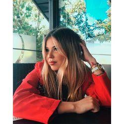 Maca Herrera, la novia de Alex Caniggia