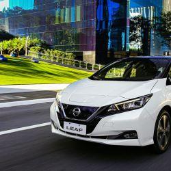 Ya se vende el Nissan Leaf en Argentina