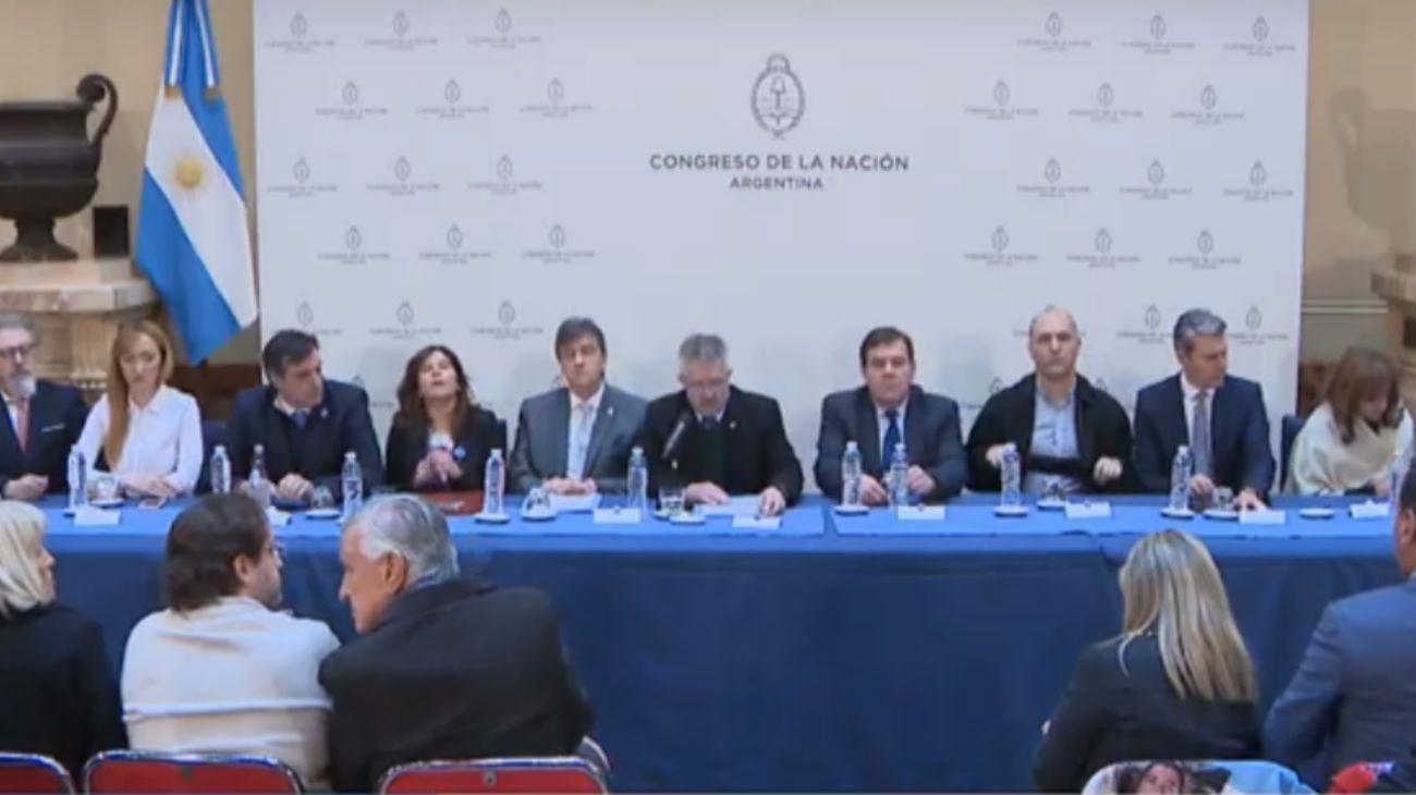 La Comisión Bicameral investigadora se reunió durante el último año para elaborar el informe sobre la desaparición del navío.