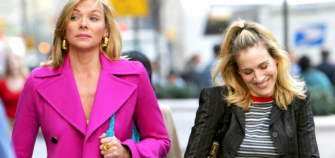 Sex and the City: Kim Cattrall reaviva su mala relación con Sarah Jessica Parker