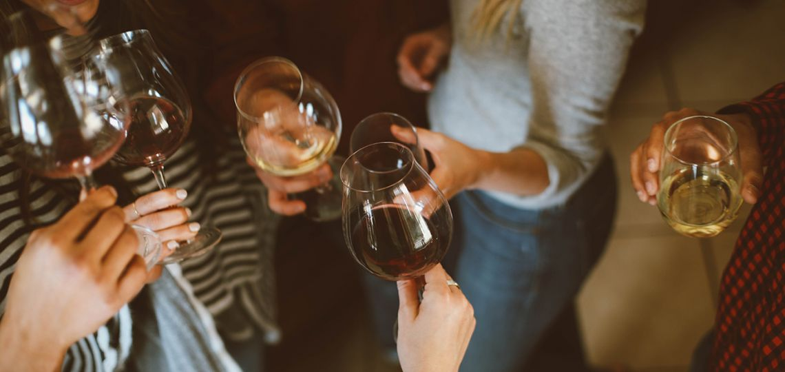 5 Vinos Delirantes para brindar con tus amigos