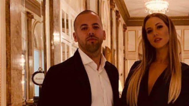 """La palabra de Mati Napp, tras confirmar el """"romance"""" con Flor Vigna"""