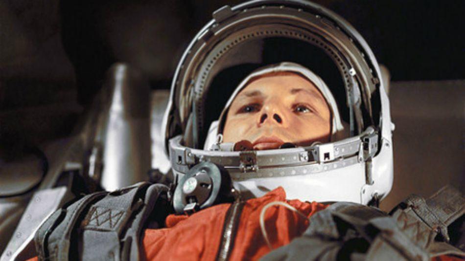 astronauta yuri gagarin