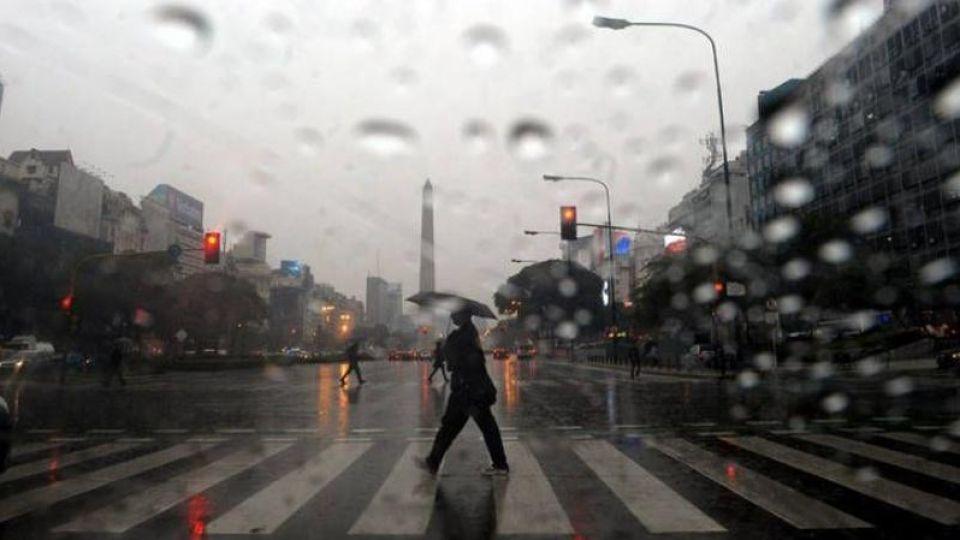 Lloverá este fin de semana en Buenos Aires