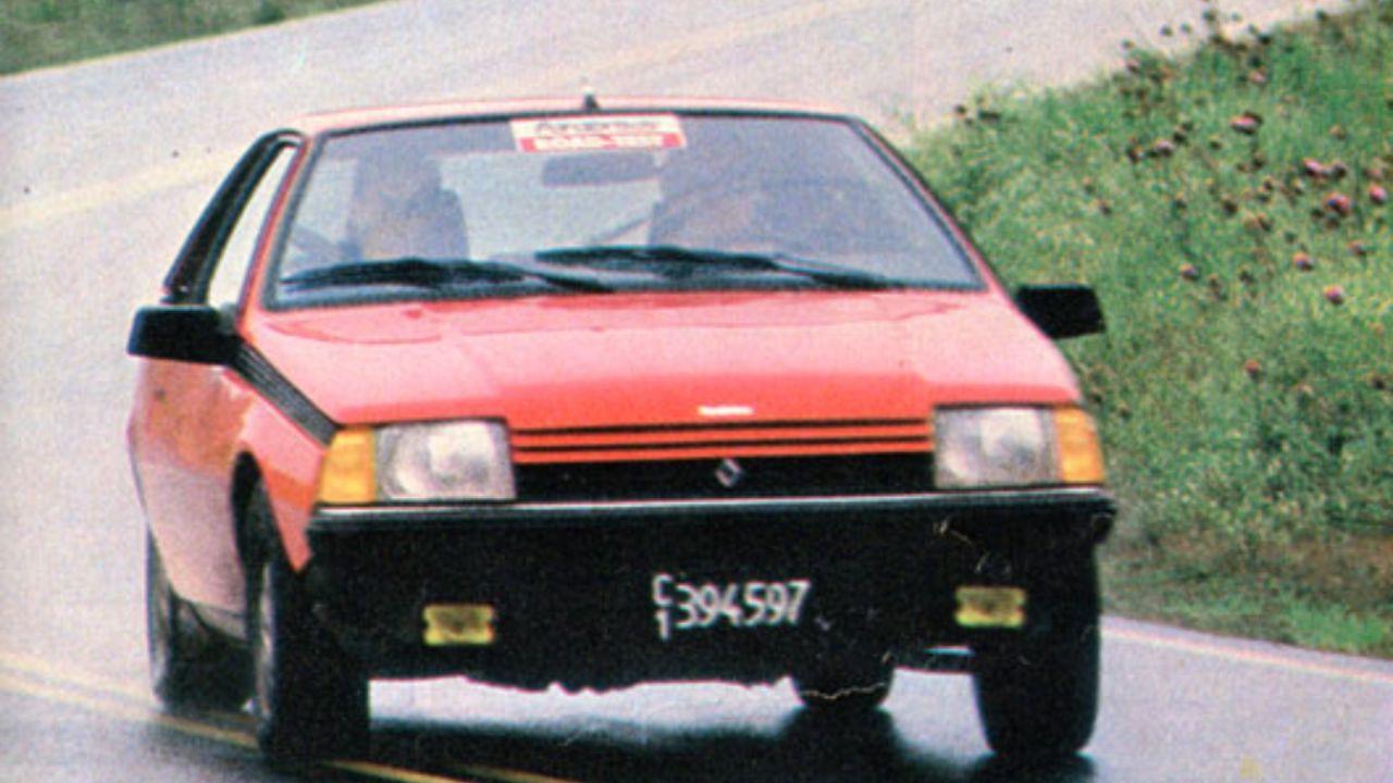 Parabrisas Asi Probabamos Al Renault Fuego