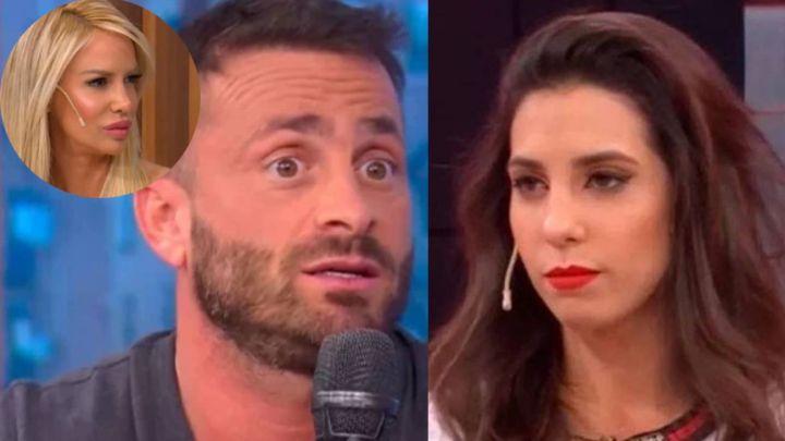 Así reaccionó Cinthia Fernández al enterarse de la cena entre Martín Baclini y Luli Salazar