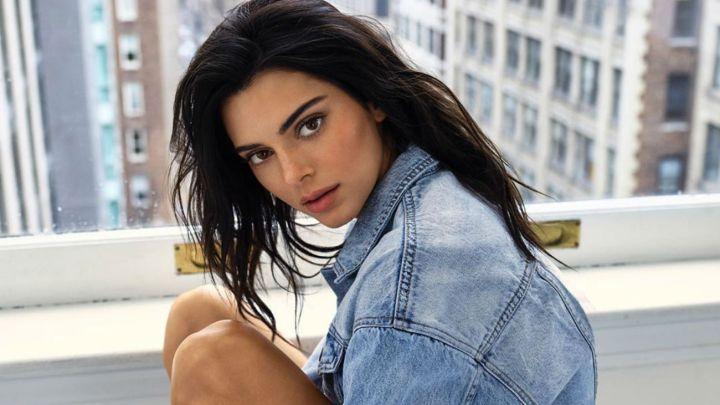Kendall Jenner incendió las redes con un desnudo total