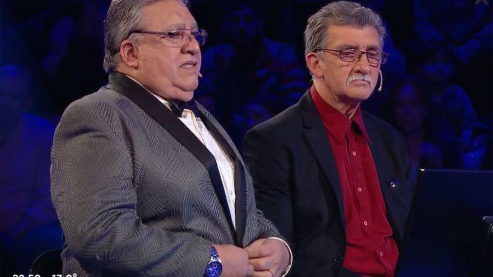 """El desgarrador relato familiar del líder de """"Los Palmeras"""" en la televisión"""
