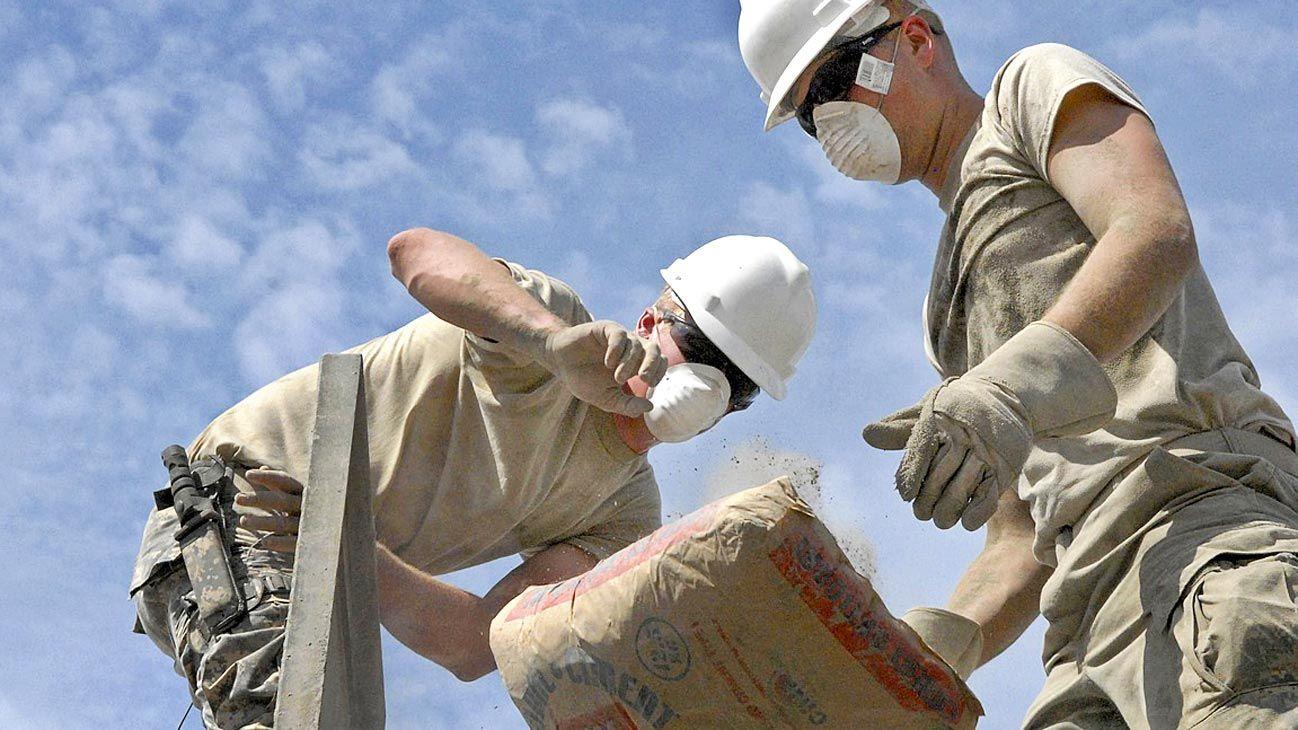 El sector de la construcción es uno de los que muestra mejores perspectivas para el empleo en 2021