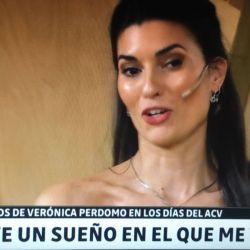 """Verónica Perdomo a diez años de su ACV: """"Tuve un sueño en el que me vi muerta"""""""
