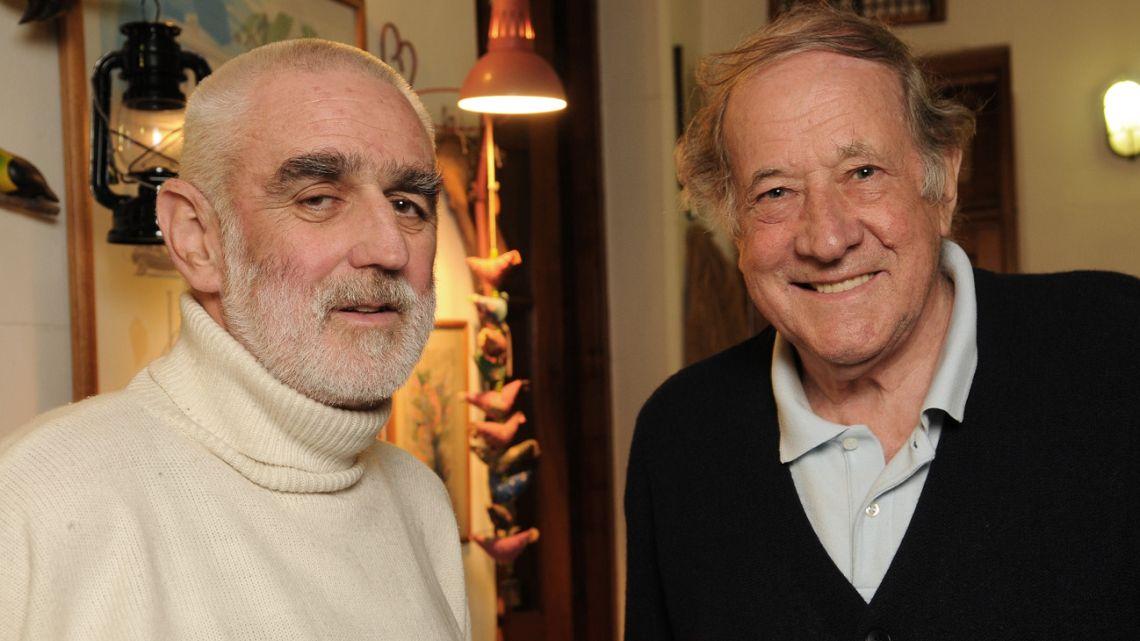 Graham-Yooll and Robert Cox.