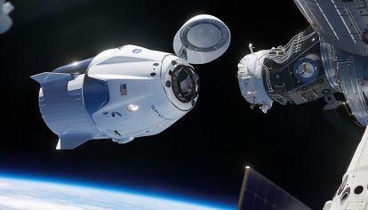 REUNIÓN. El administrador de la NASA, Jim Bridenstine, invitó a Raúl Kulichevsky, director de la Conae, a sumarse a Artemisa.