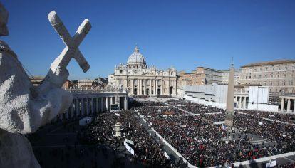 EN PIE. El Vaticano no quiere hablar sobre la cuestión de género.