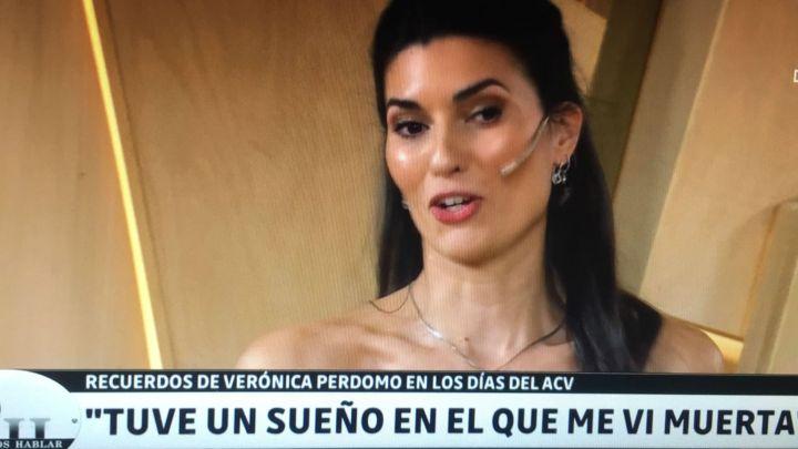 """Verónica Perdomo, a diez años de su ACV: """"Tuve un sueño en el que me ví muerta"""""""