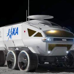 Toyota construirá un rover para explorar la Luna.