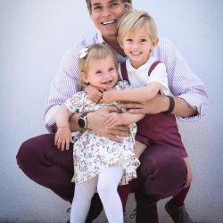 Carlos Baute anunció que tendrá otra nena y reveló su nombre