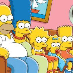Los Simpson y Matt Groening, su creador