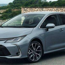 Prueban el nuevo Toyota Corolla en Brasil