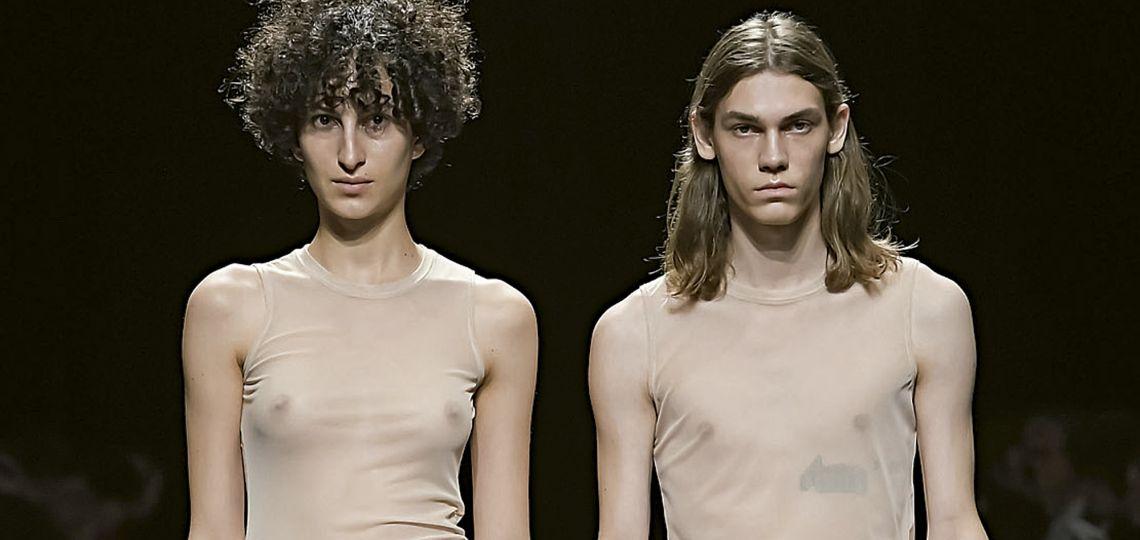 Moda genderless: cada día más firmas se suman a esta tendencia