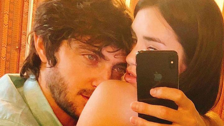El tierno mensaje de Lali Espósito a su novio, desde Estados Unidos