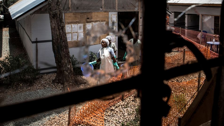 Johnson & Johnson Shot Languishes Amid Deadly Ebola Outbreak