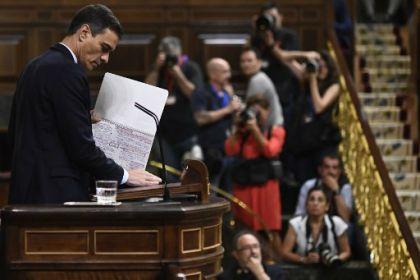 España: Primera jornada de debate de investidura