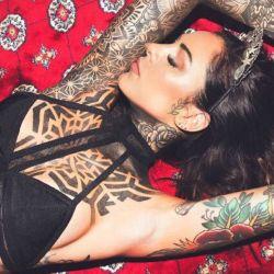 Las quince fotos más hot de Candelaria Tinelli en lencería