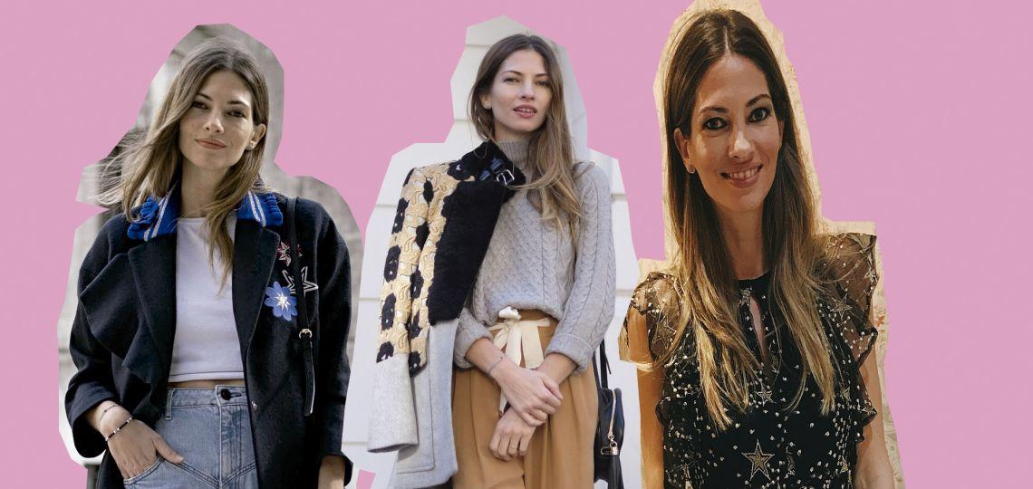 3 estilos de Paula Lamarque para imitar